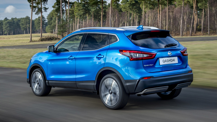 Nissan Debuts European Qashqai Model With ProPILOT Semi ...