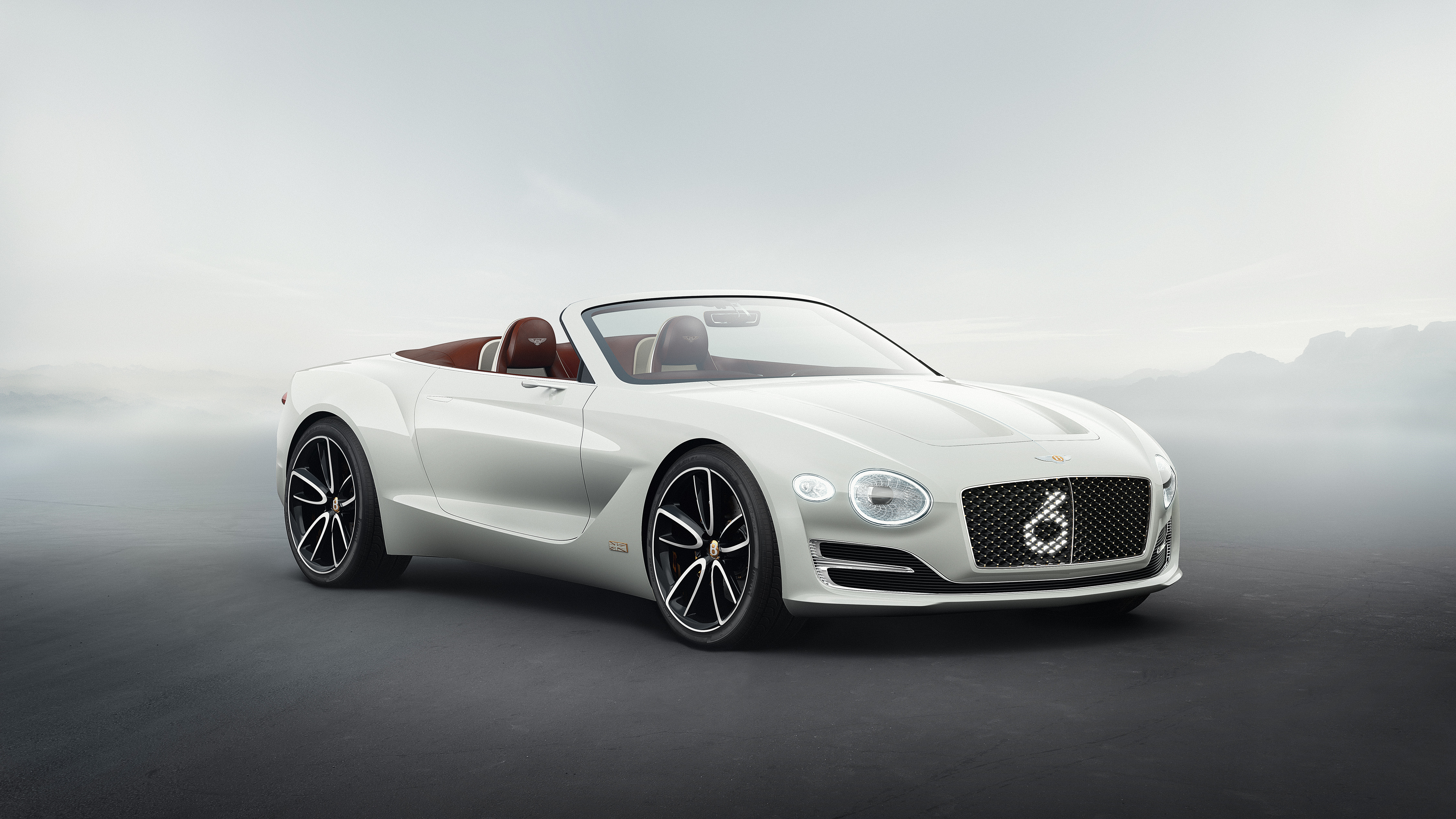 Bentley EXP 12 Speed 6e: Like That Other Sexy Bentley Concept, But ...