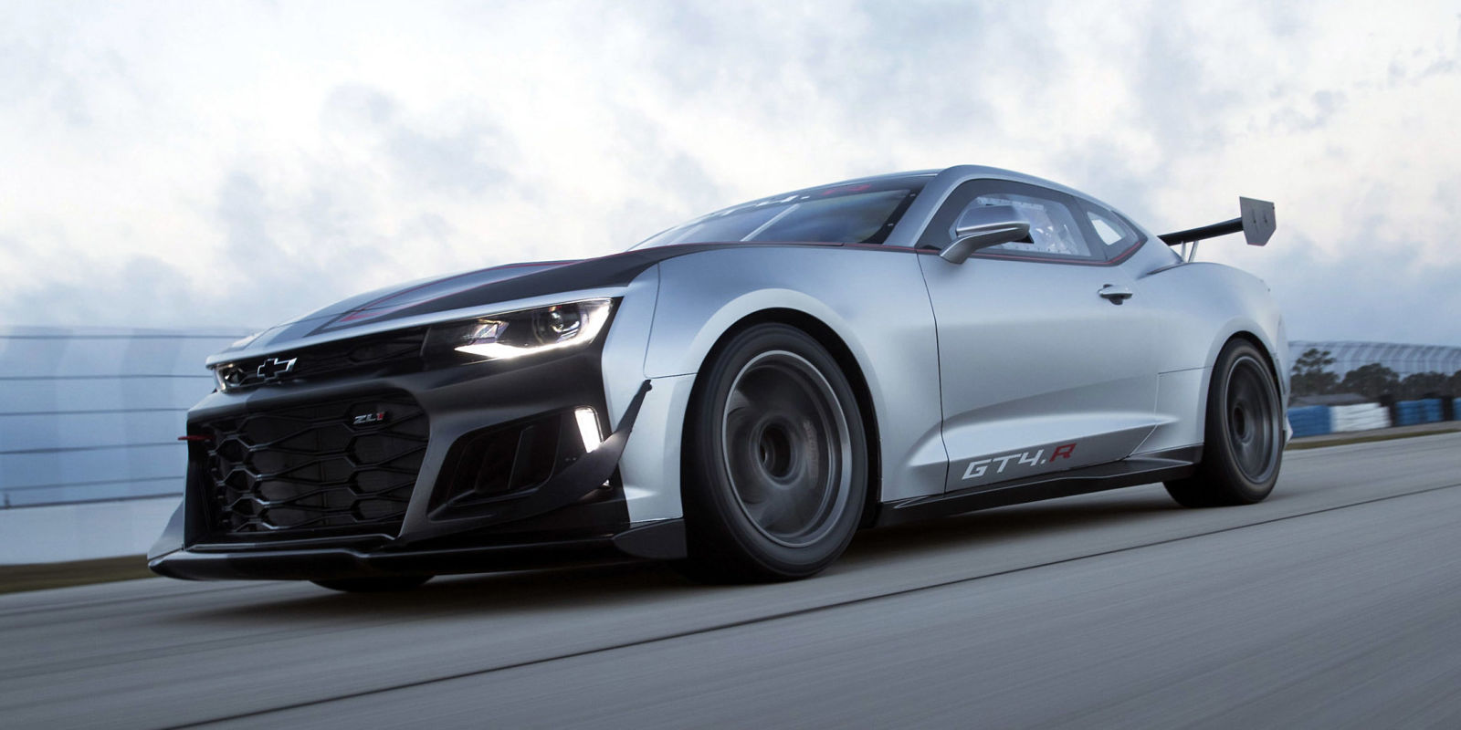 All Types pictures of the new camaro : Here's the New Chevy Camaro GT4.R Race Car in the Flesh - The Drive