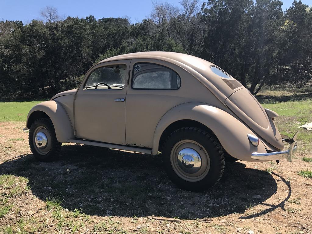 West Coast Choppers Is Selling Hermann Gring's VW Beetle on eBay