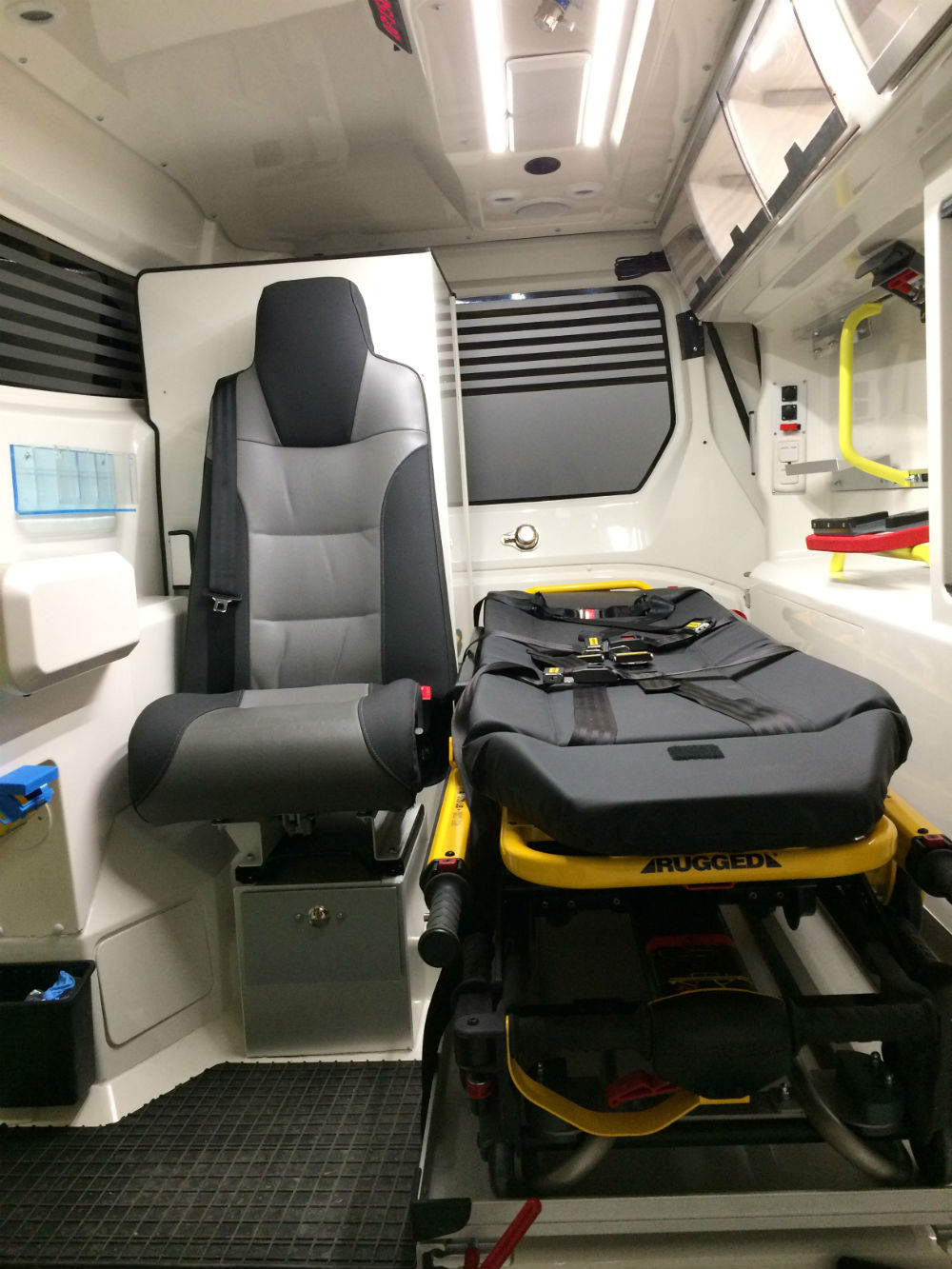 Xc90 Ambulance >> This Volvo Xc90 Is The Ambulance I Want To Ride In If I Ever Need To
