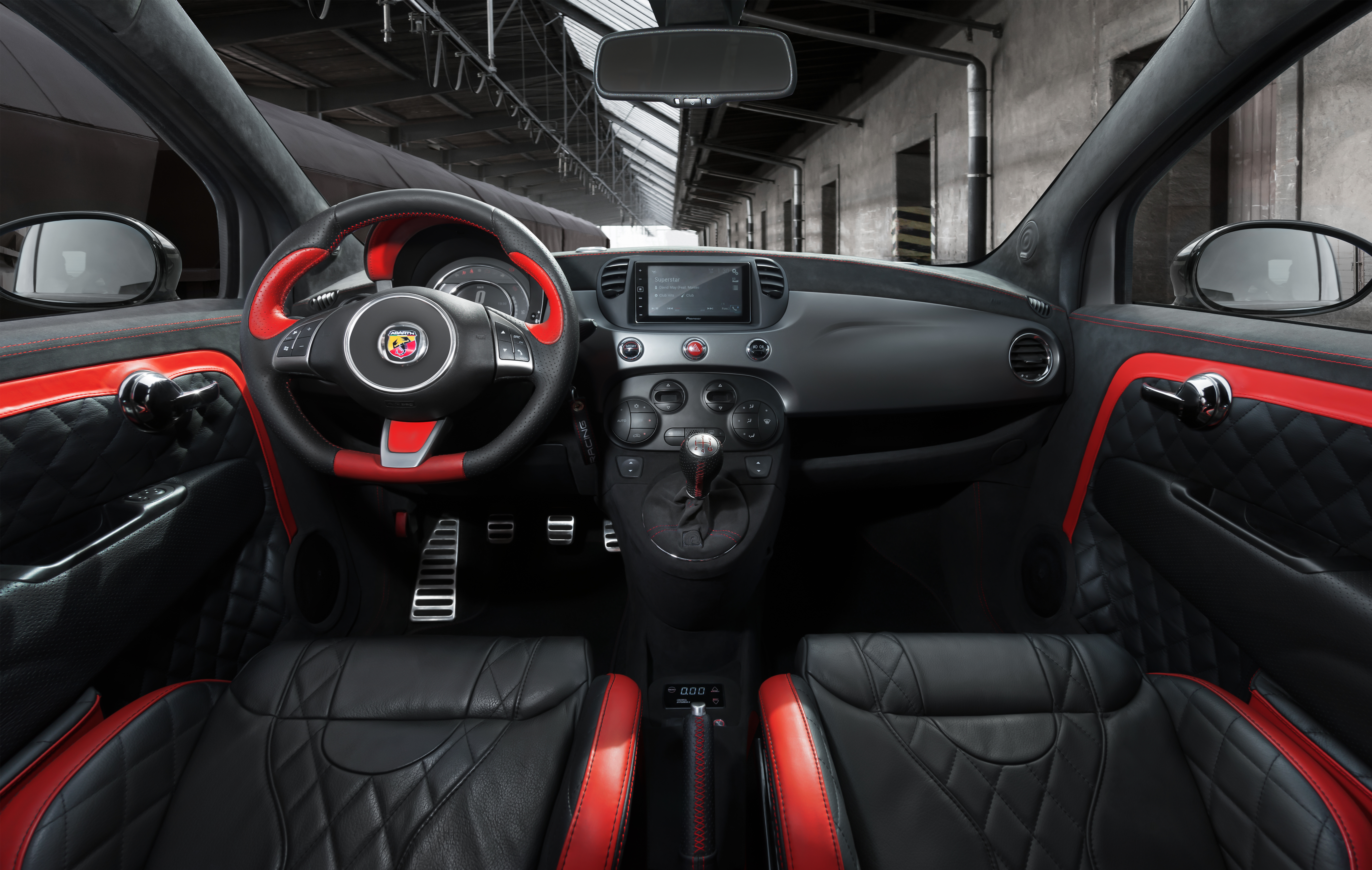 This Fiat 500 Abarth Has 404 Hp The Drive
