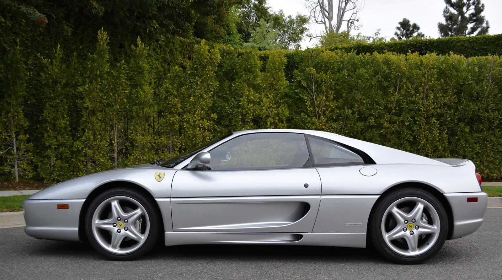This Ferrari F355 Berlinetta Gated Manual Conversion Could Be Yours
