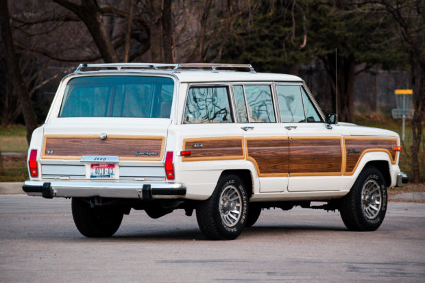 could this 1988 jeep grand wagoneer be your summer fling the drive could this 1988 jeep grand wagoneer be