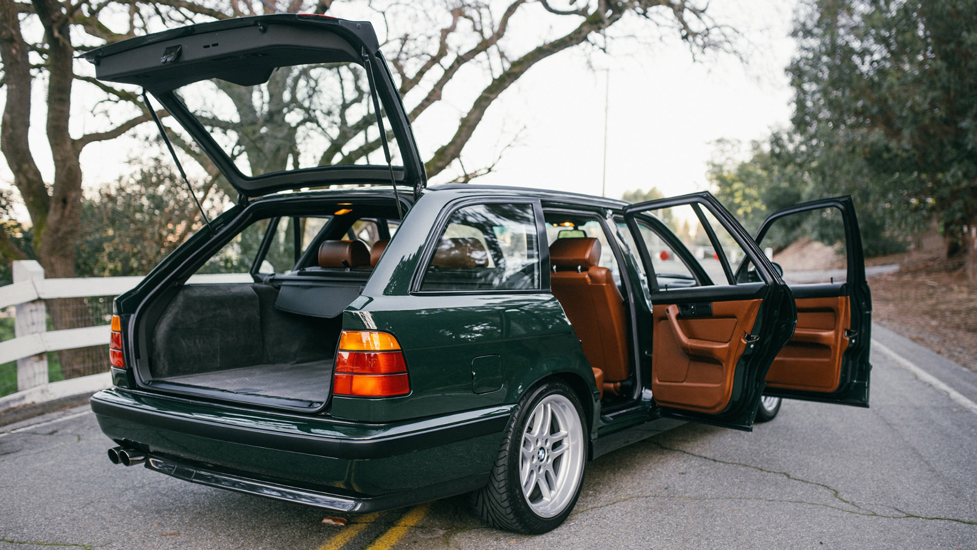 This Is The Best Bmw M5 Wagon You Can Buy The Drive
