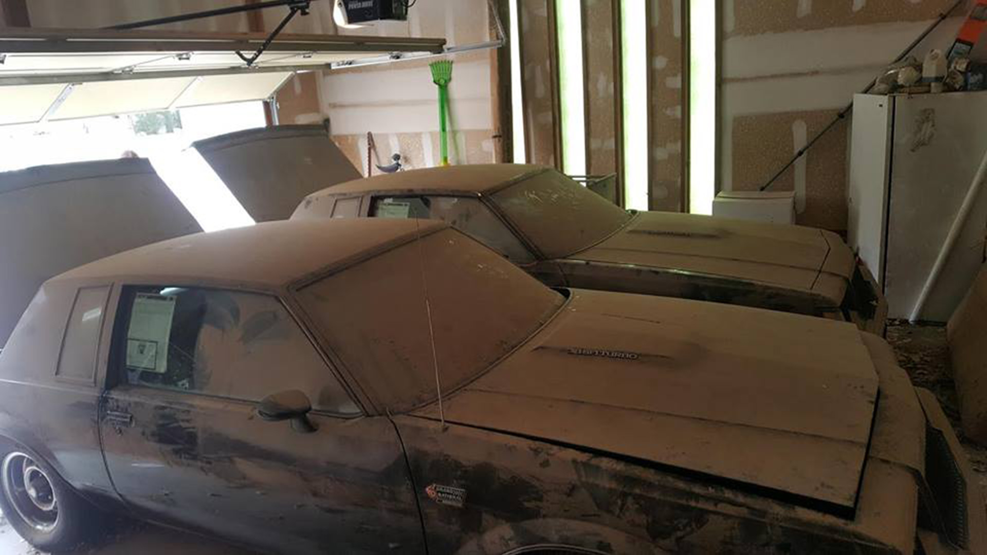 Two Like New Buick Grand Nationals Are The Barn Finds Of Year