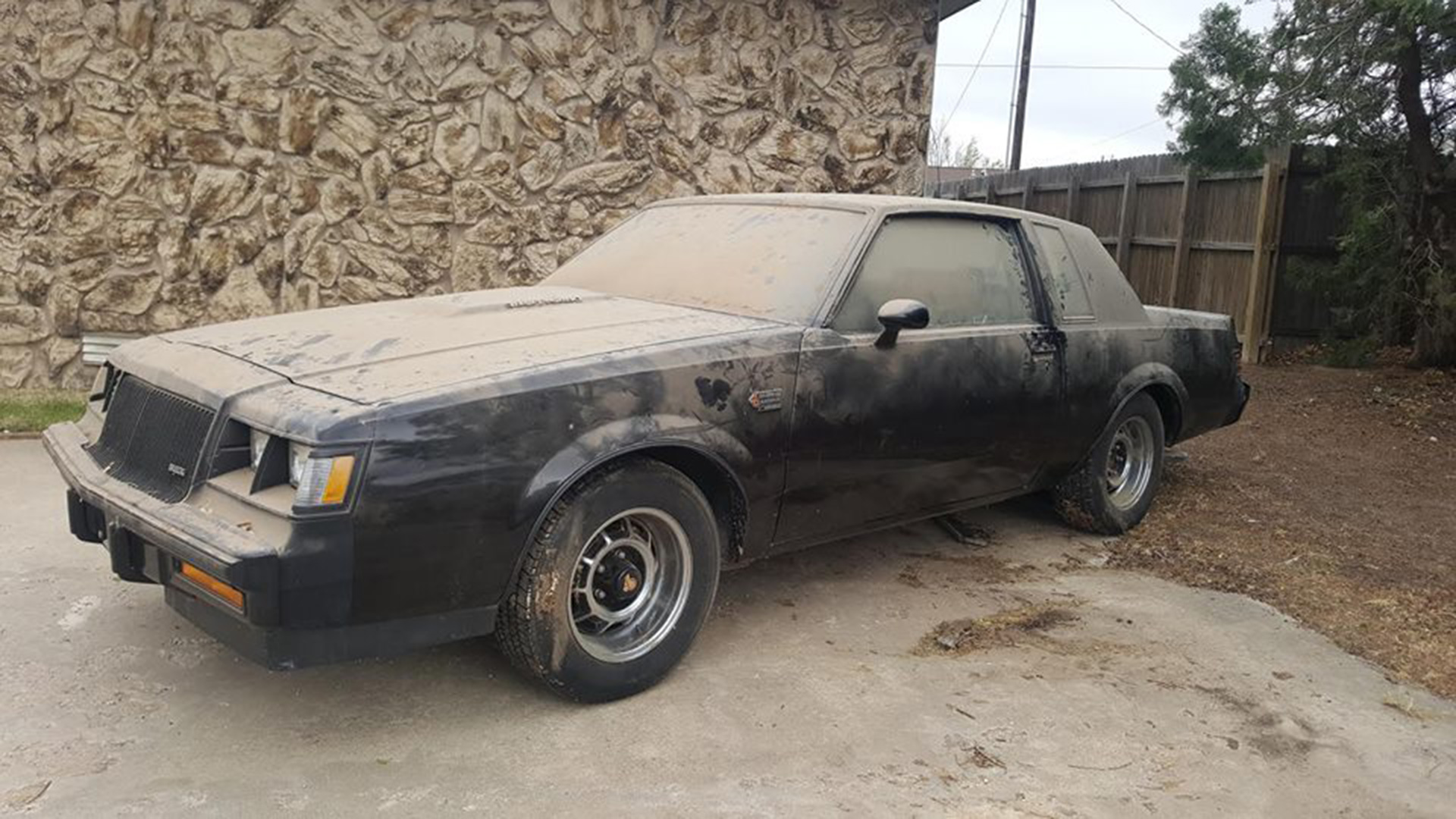 Two Like New Buick Grand Nationals Are The Barn Finds Of