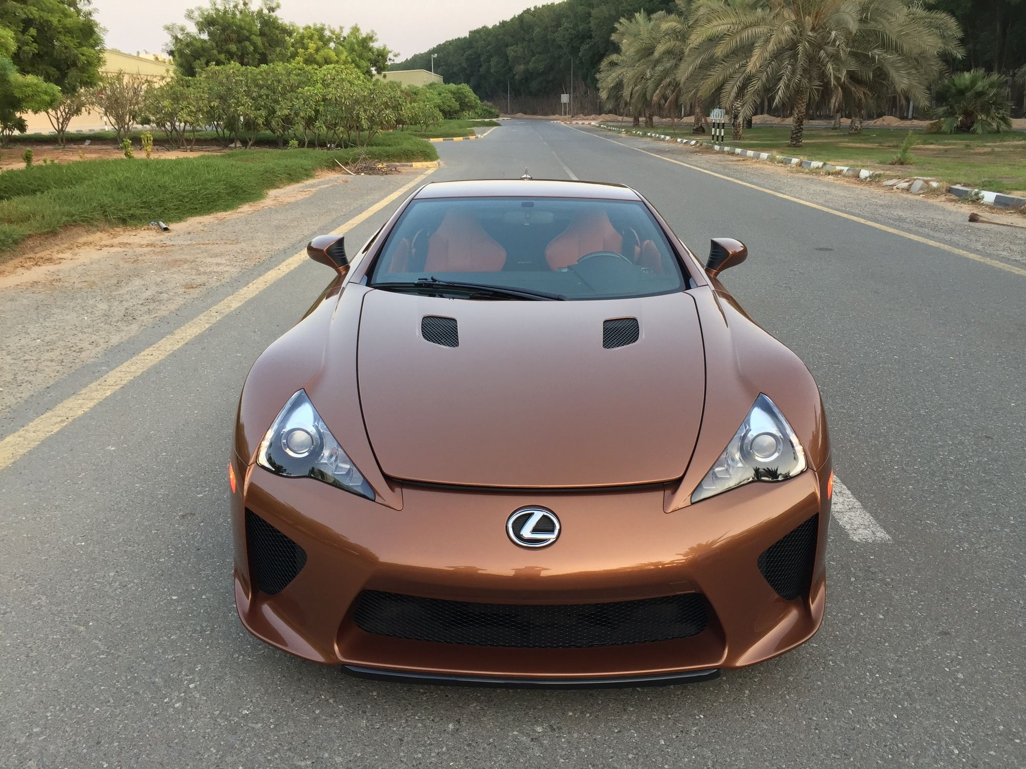 Used Brown Lexus on Sale for $645,000 - The Drive