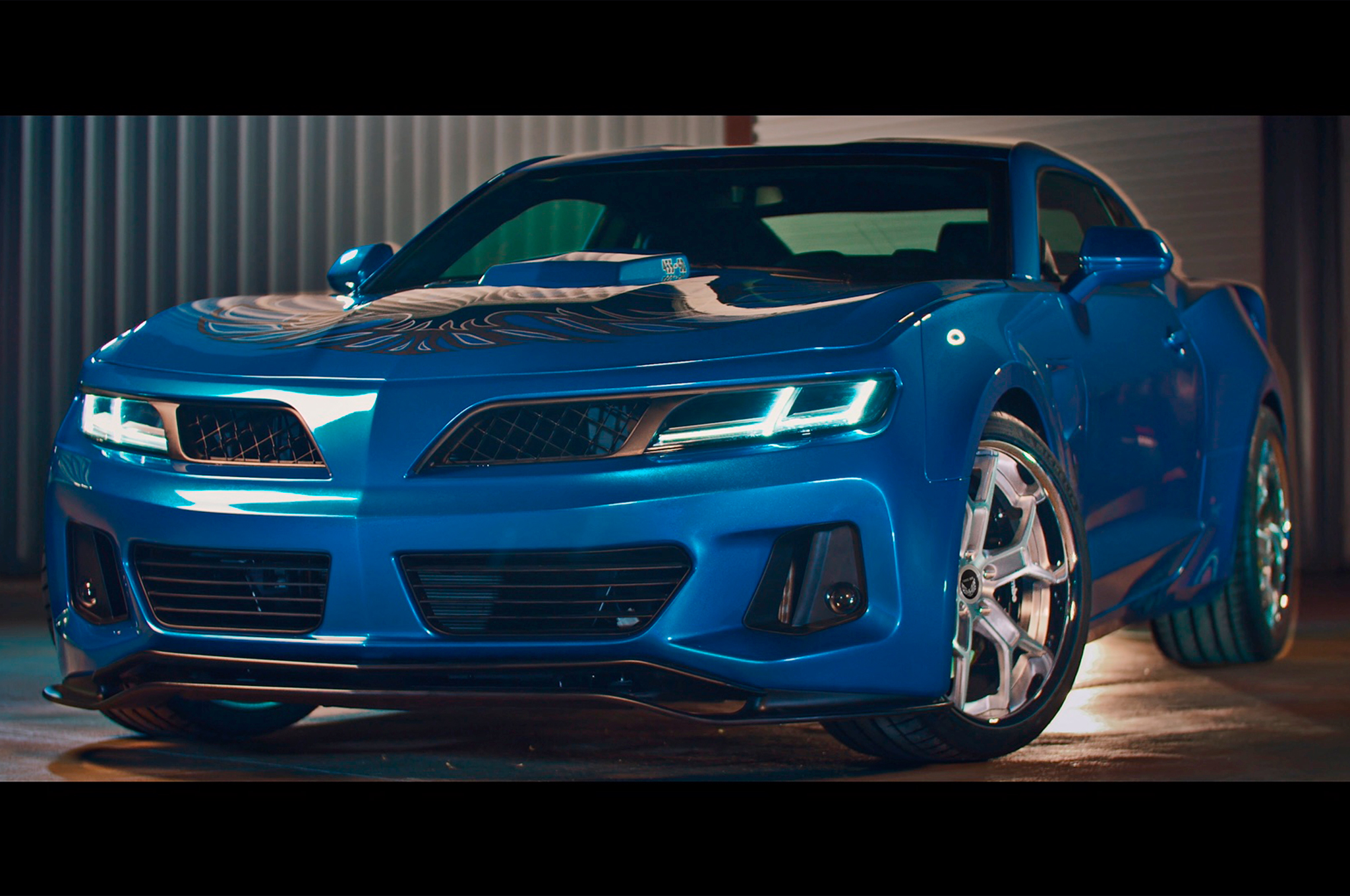This Is the 1,000-HP 2017 Trans Am 455 Super Duty - The Drive