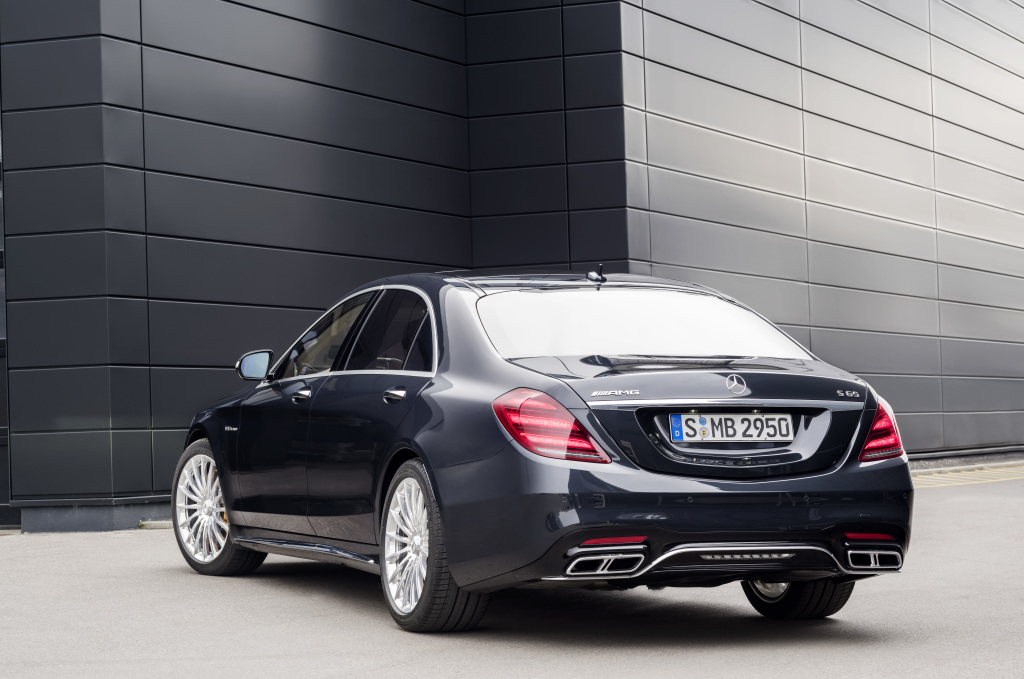 mercedes-benz reveals refreshed s-class, more potent s63 amg - the drive
