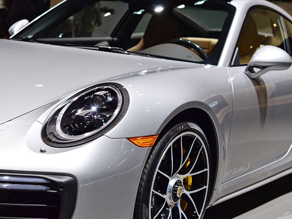 These Are The Most Beautiful Cars At The New York International - New car show