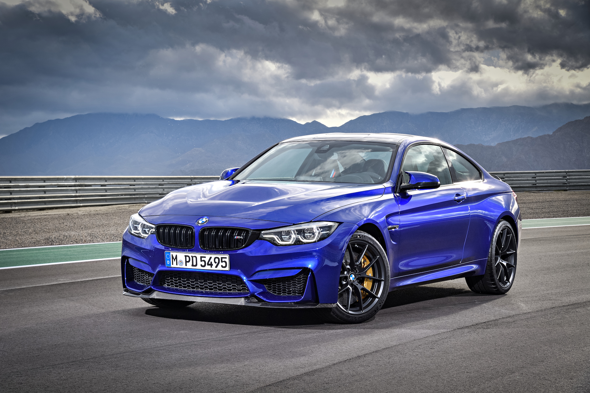 The Bmw M4 Cs Is A Limited Run M4 With A Power Bump The Drive