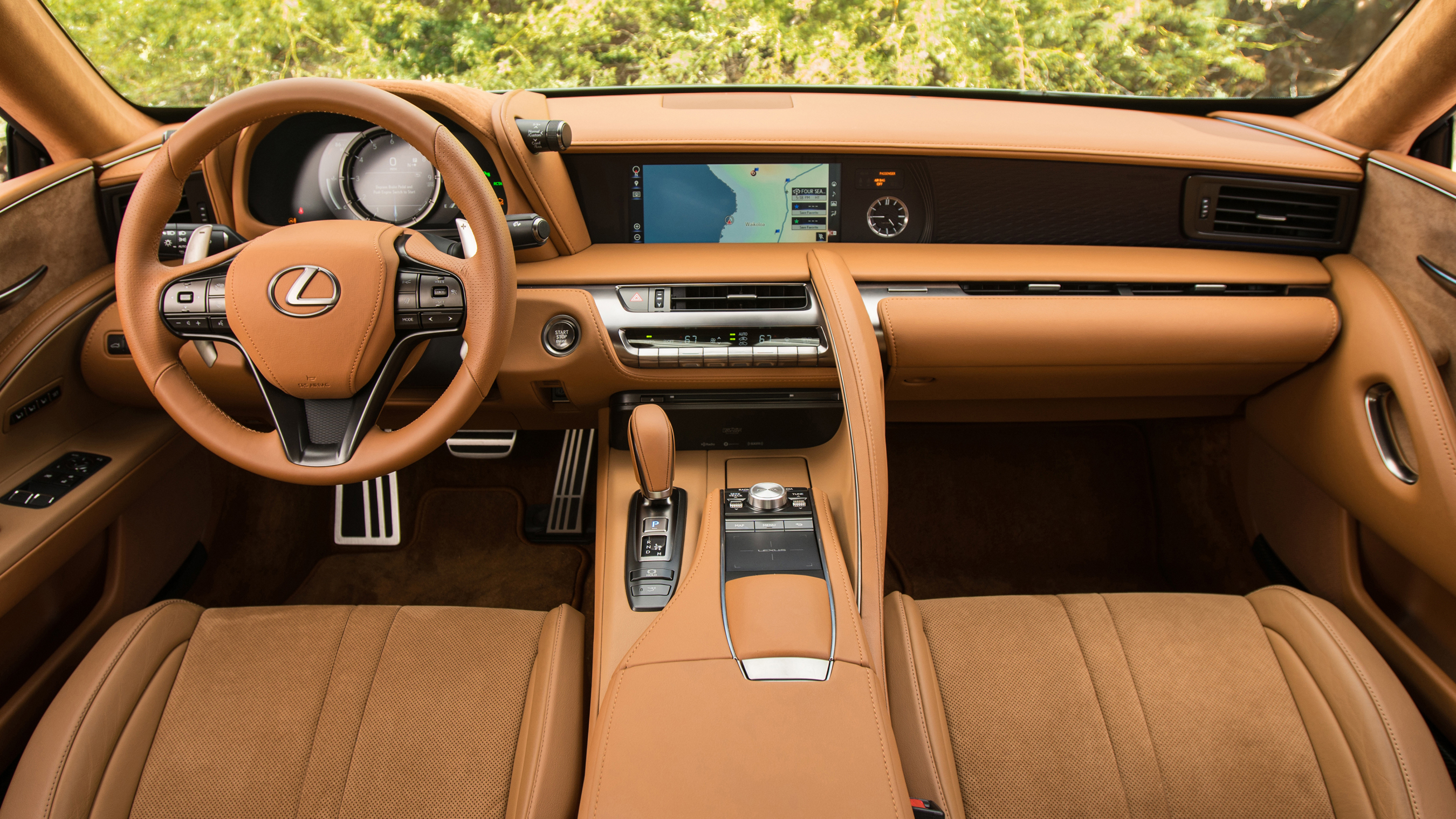 These Are the 10 Best New Car Interiors, According to Wards