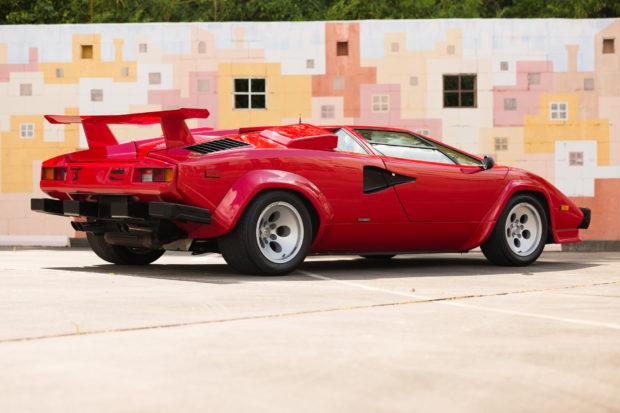 Here S A Perfect Lamborghini Countach 5000 Qv For Sale The Drive