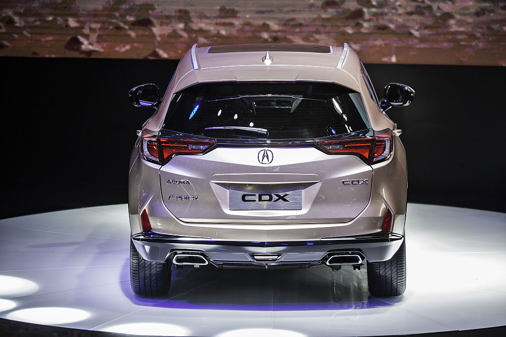 Acura Cdx Usa >> Acura Cdx Might Be Coming To The U S The Drive