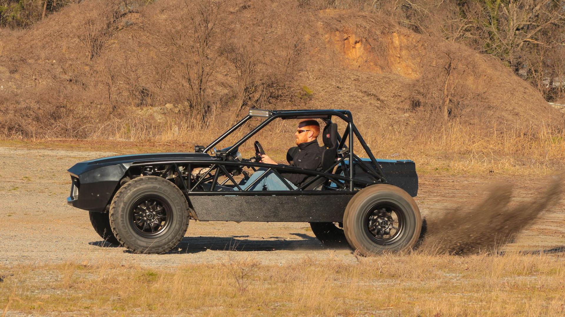 The Exocet Off-Road Is a Lifted, Post-Apocalyptic Mazda ...