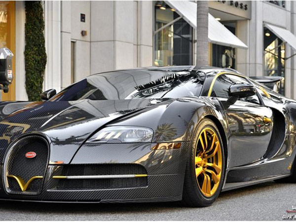 This One-Off Mansory Bugatti Veyron Could Be Yours for $2,000,000 ...