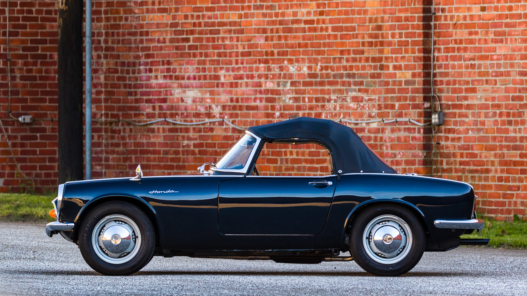 For Sale Mint Honda S600 With 40 000 Miles The Drive