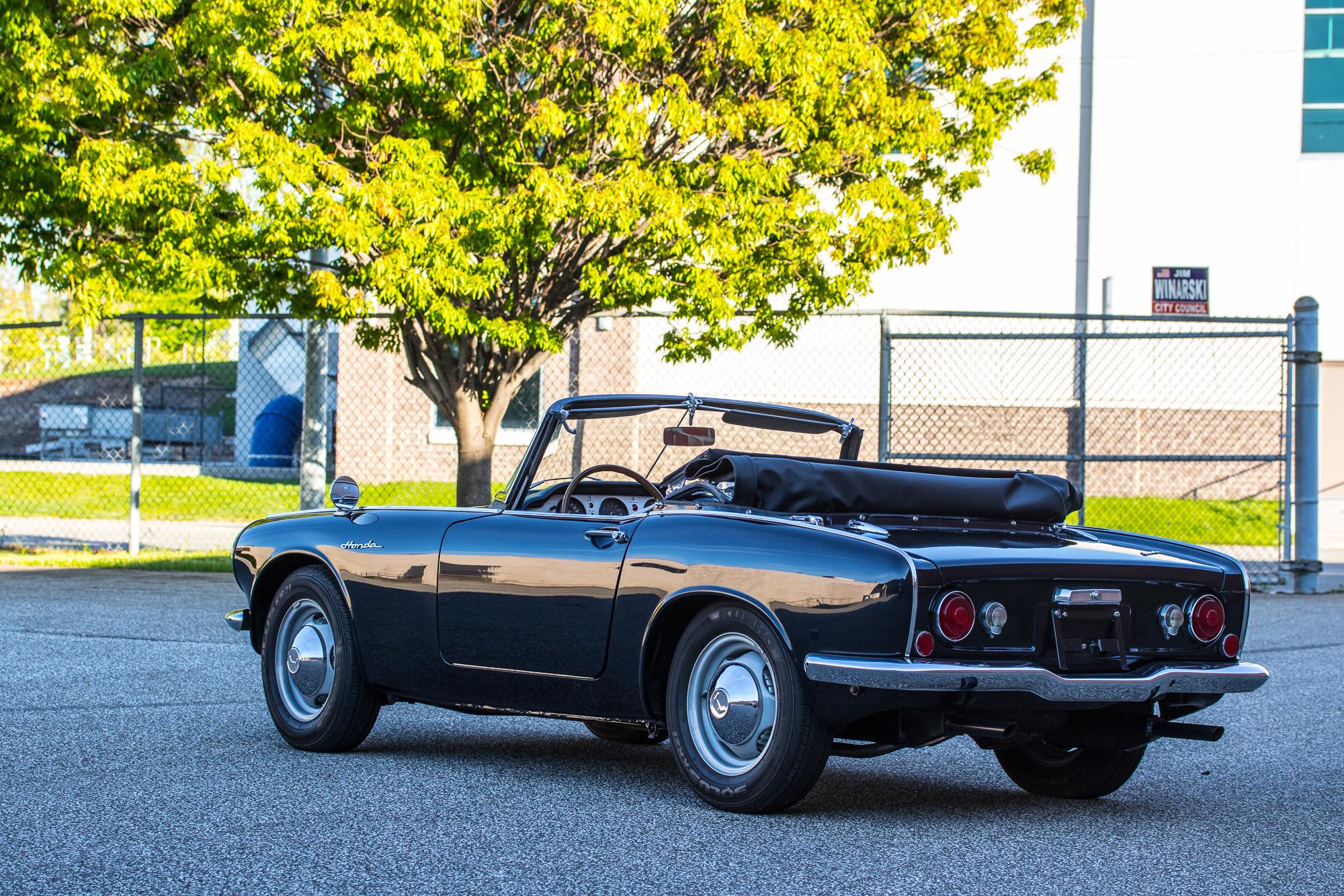 Bring A Trailer: Http://bringatrailer.com/listing/1965 Honda S600 2/