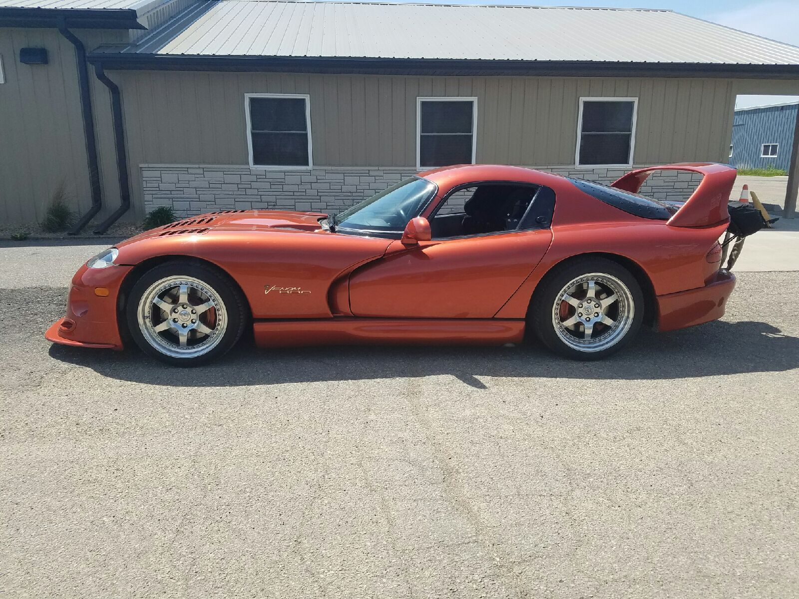 John Hennessey S Twin Turbo Viper Venom 800 Is For Sale
