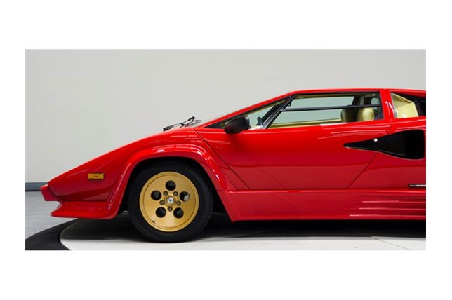 This Lamborghini Countach Could Be Yoursfor Just 3 706 A Month