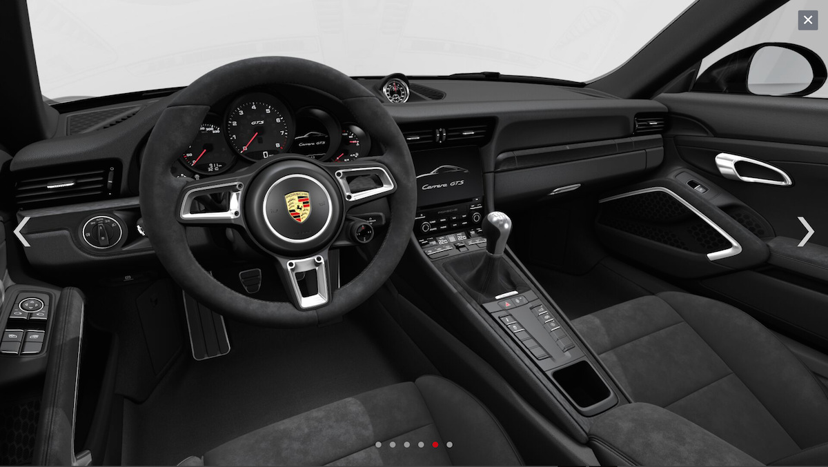 2018 Porsche 911 Carrera Gts Test Drive Review Not Just Another Package Deal The Drive