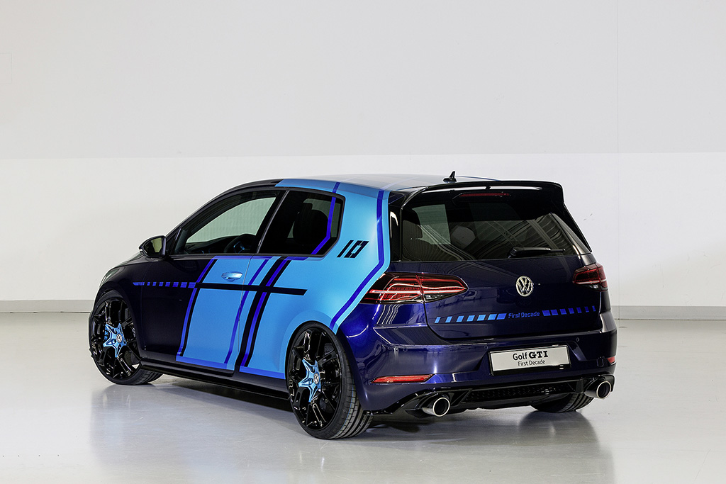 Vw Golf Gti First Decade Worthersee Hybrid Concept Packs Awd 418