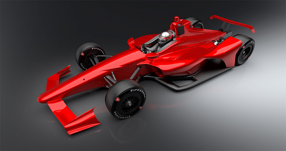 Indycar Unveils Full Design Renders For New Body Kits The Drive
