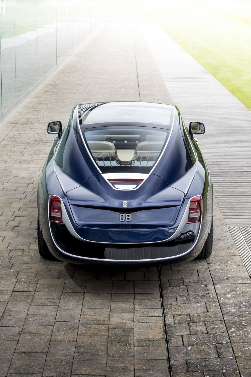 13 Million Rolls Royce Sweptail Could Be Most Expensive