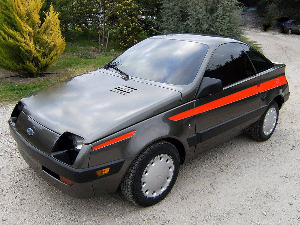 This 1982 Ford Ghia Shuttler Concept Might Be The Cutest ...