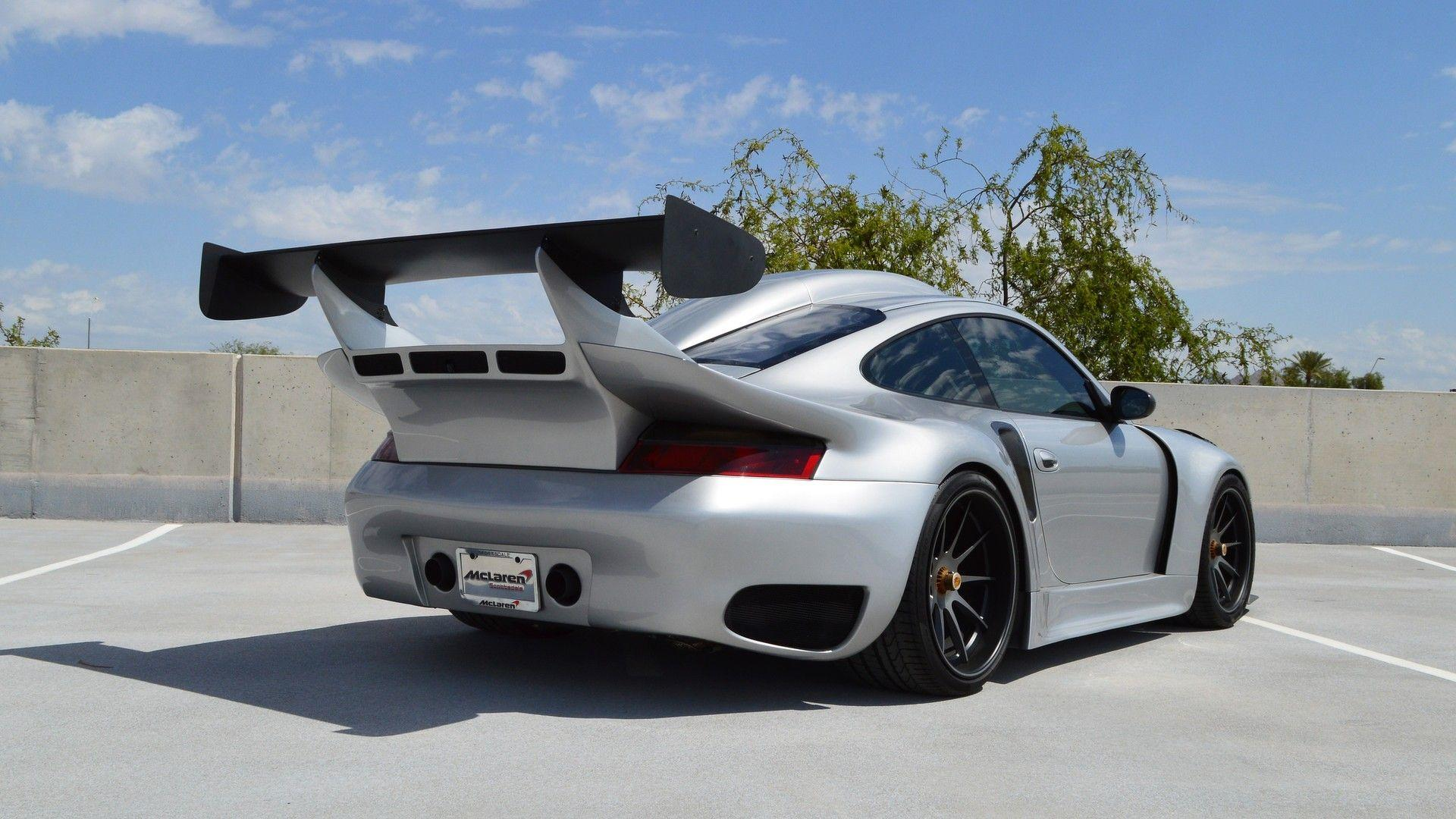 this 1 000 horsepower porsche 911 gt2 could be yours for 300 000