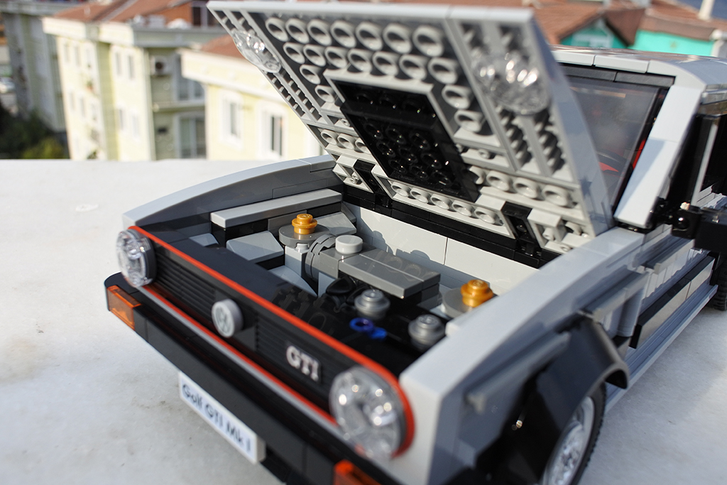 Lego Vw Golf Gti Mark 1 Will Be Headed To Stores The Drive