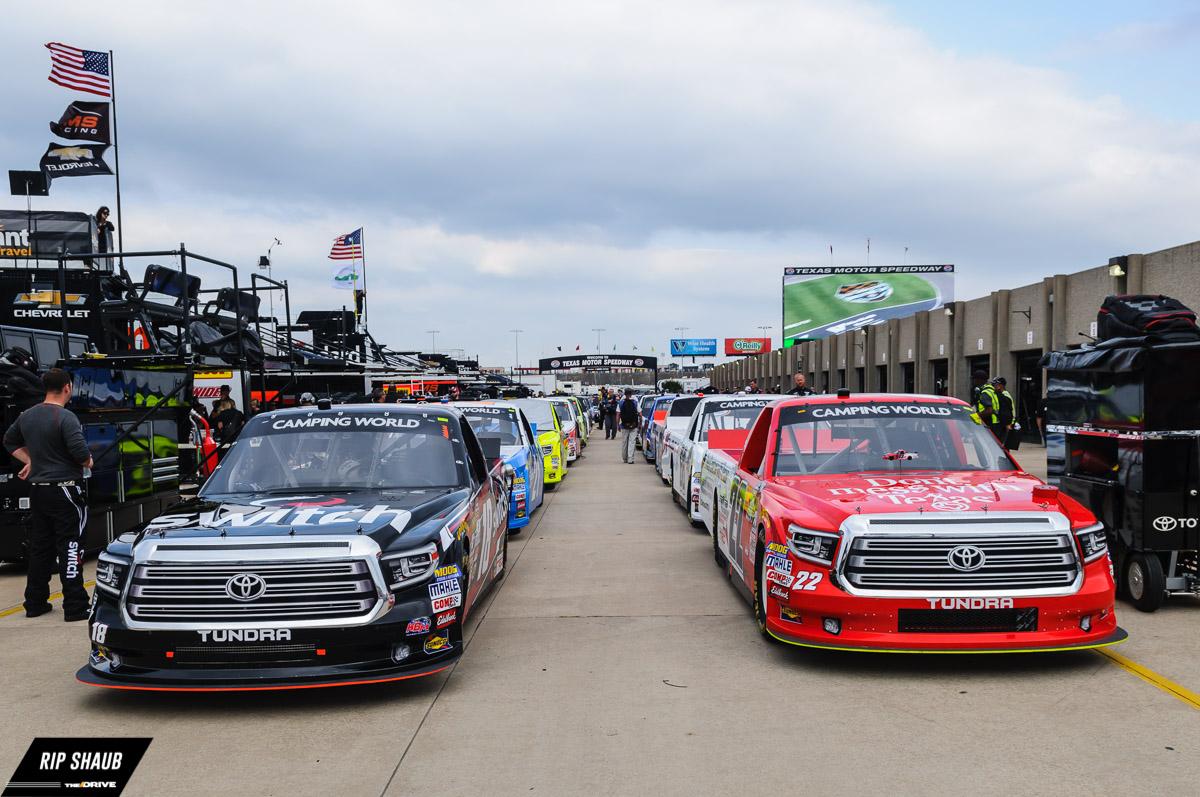 Drive A Nascar Race Car At Texas Motor Speedway