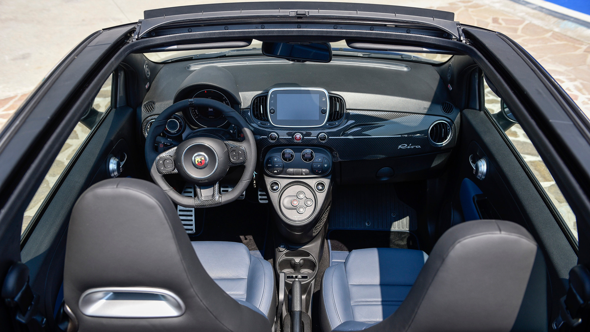 Abarth Reveals The Yacht Themed 695 Rivale Model The Drive