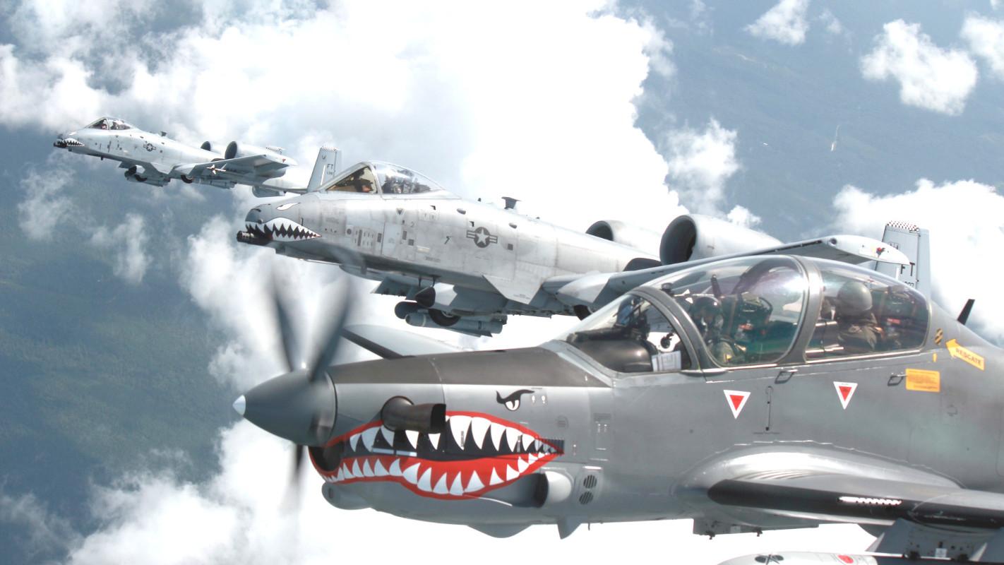 Notas curiosas:La Fuerza Aérea de EE. UU. Casi alquila un escuadrón de Warthogs A-10 a Colombia - Página 2 Message-editor%2F1498163211347-a-10-a-29