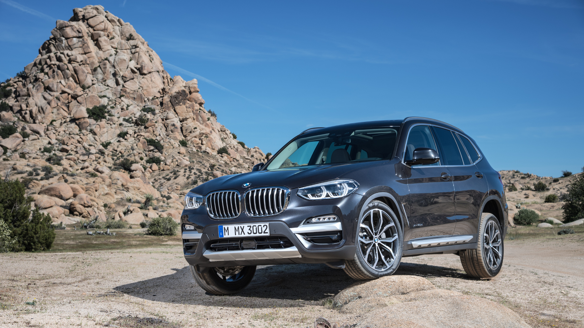 This Is Officially The 2018 Bmw X3 The Drive