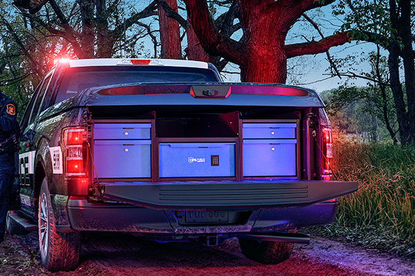 Ford Debuts 375-HP Pursuit-Rated F-150 Police Responder ...