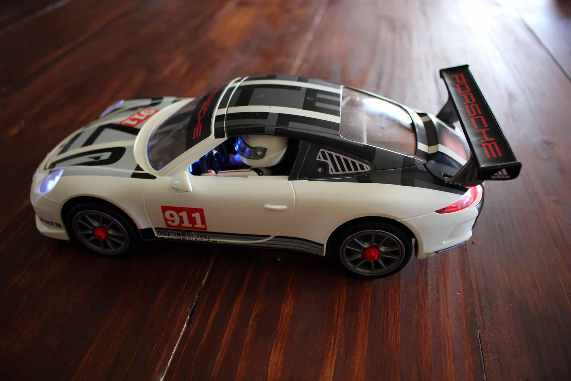 importing  building playmobils porsche gt cup  drive
