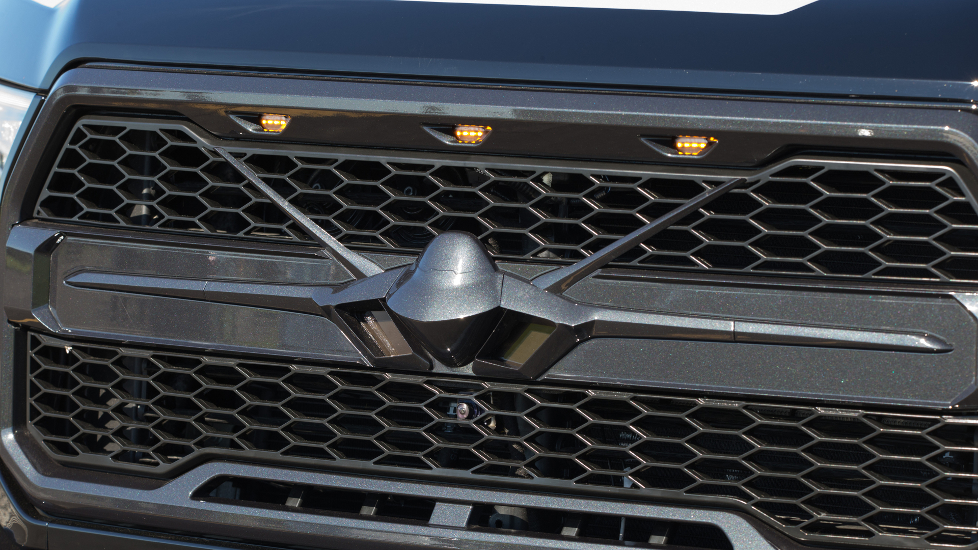 F 22 Fighter Jet Inspired 545 Horsepower Ford F 150