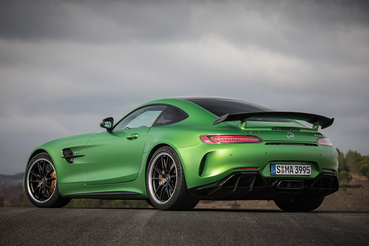 2018 Mercedes Amg Gt R Review A Super Sports Car Capable Of Go Back Gallery For Chicken Wing Diagram Benz Usa