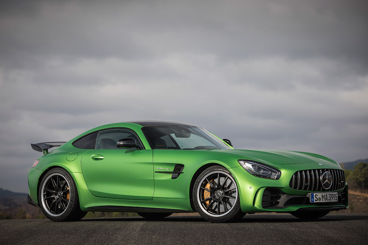 2018 mercedes amg gt r review a super sports car capable of mercedes benz usa altavistaventures Gallery