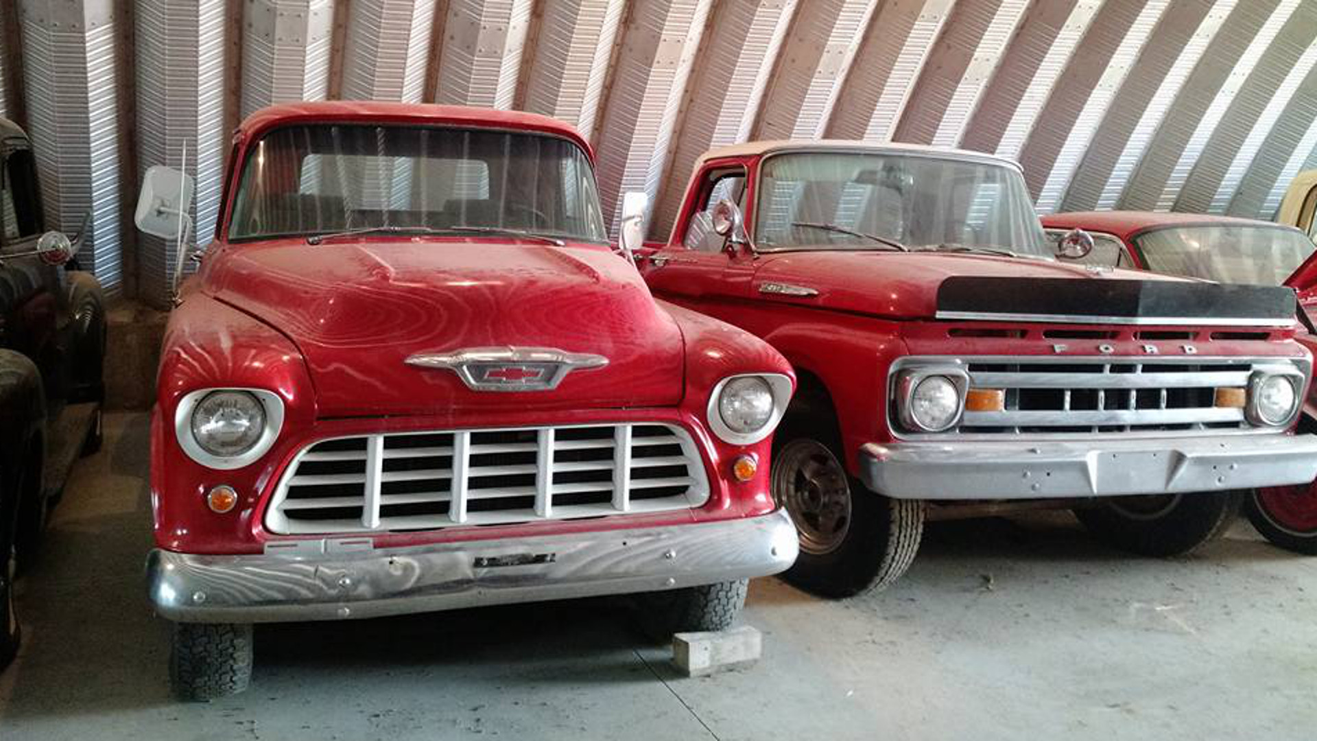 Idaho Farmer s Jaw Dropping 80 Car Collection of Classics Heading to