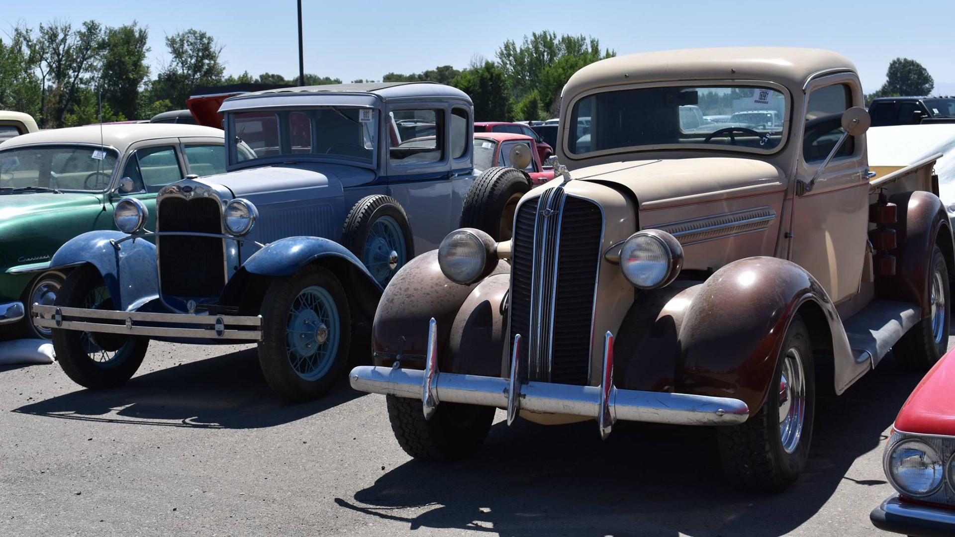 Idaho Farmer\'s Jaw-Dropping 80-Car Collection of Classics Heading ...
