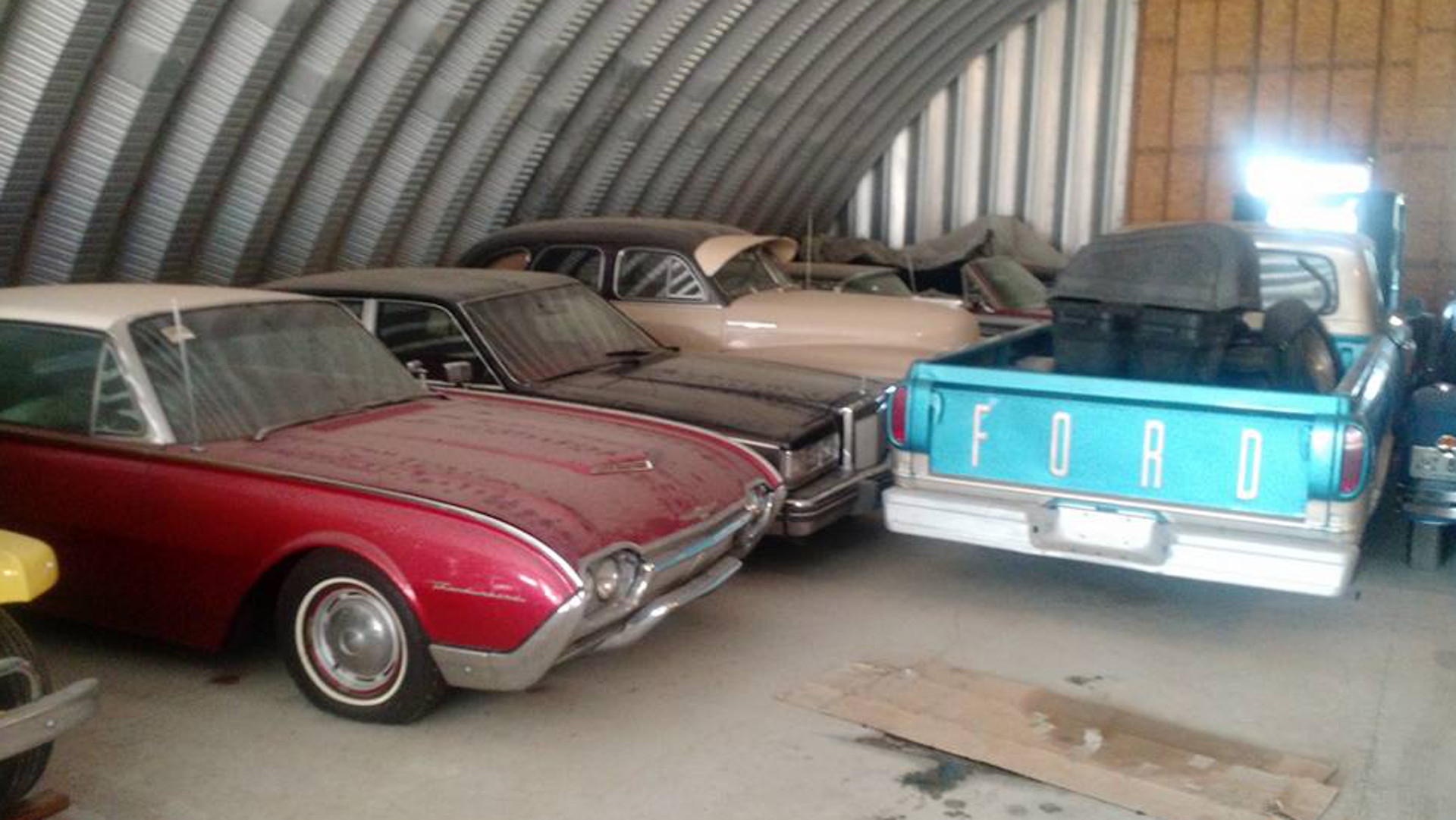 Idaho Farmer\'s Jaw-Dropping 80-Car Collection of Classics Heading to ...