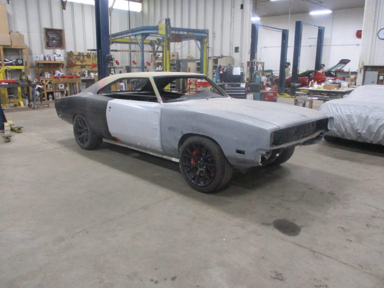 This Hellcat-Swapped 1969 Dodge Charger Is a Muscle Car