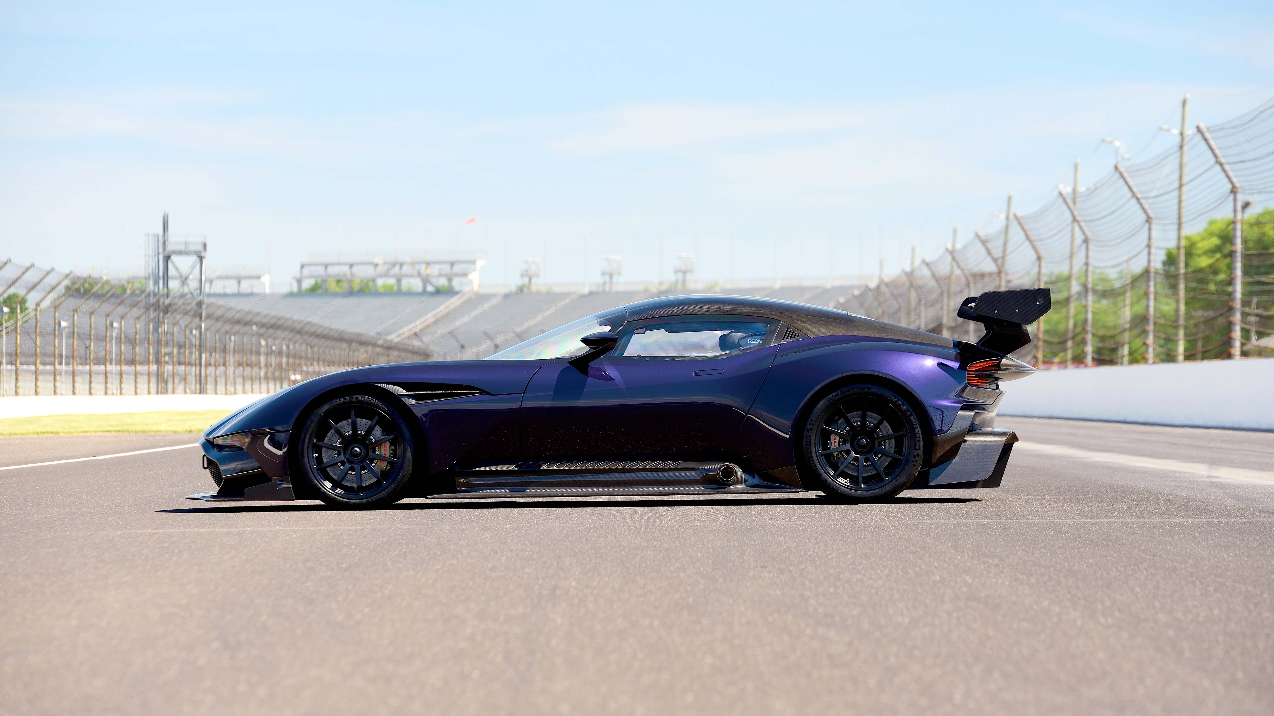 1 Of 24 Aston Martin Vulcans Is Up For Sale The Drive