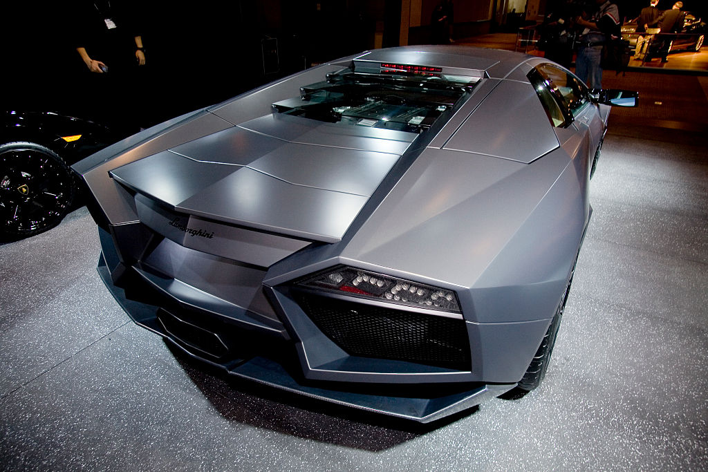 We May Already Know What The Aventador S Successor Will Look Like