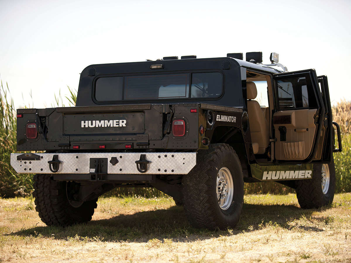 Tupac's Hummer Is Going to Auction Again - The Drive