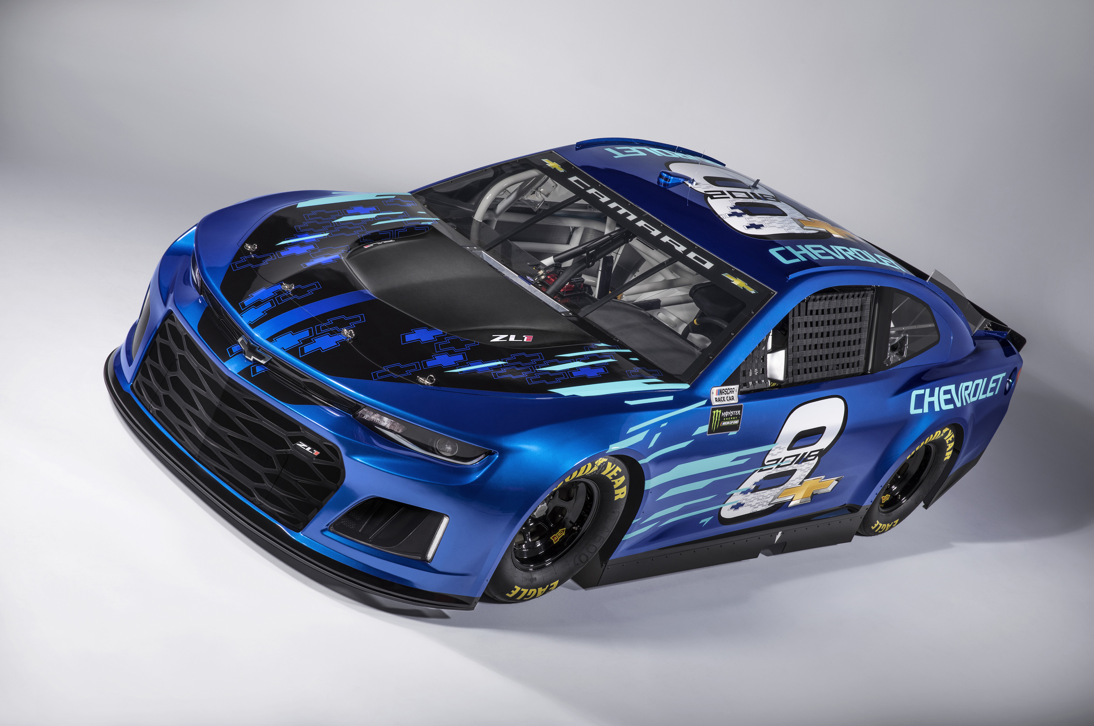 The Chevy Camaro ZL1 Is Coming to NASCAR - The Drive