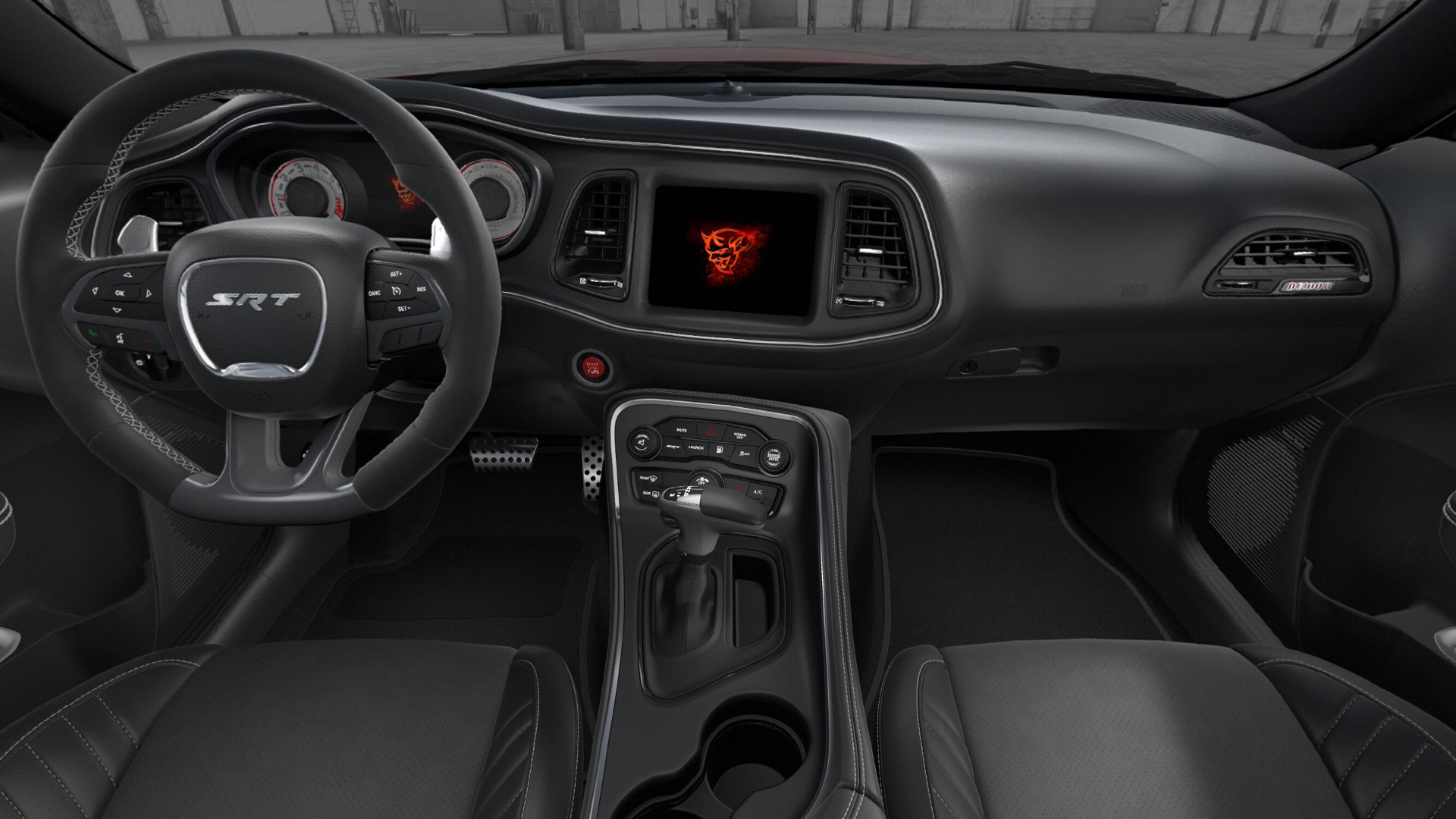 The Official 2018 Dodge Challenger Srt Demon Configurator Demands